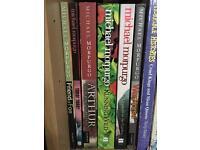 Micheal morpurgo war horse&5 other books