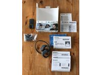 Sony NW-WS414 Waterproof All-in-One MP3 Player, 8 GB - Black