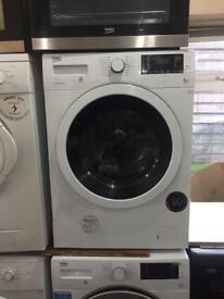 *NEW*Beko washer dryer 7.5kg PRP£389.99 warranty included OUT OF BOX - NEW GRADED (A)