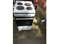 Amica Electric cooker . Good condition just needs cleaning