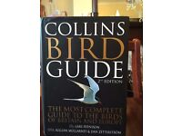 Collins Bird Guide 2nd edition Hard Back