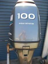 yamaha outboard100hp four stroke not suzuki\mercury\honda Pialba Fraser Coast Preview