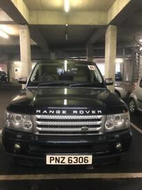 2007 Range Rover sport HSE v8 3.6