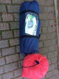 Tent 4 man & camping gear