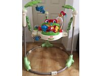 JUMPEROO! Excellent condition, from a non-smoking house, in original box wth instructions.