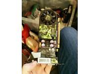 Nvidia 9 series 512mb Graphics card