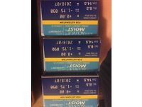 90 x single-use Acuvue lenses (+0.00/-1.75)