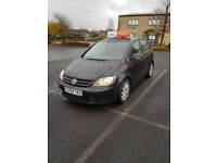2008 Volkswagen Golf Plus 1.9 TDI PD SE 5dr 1 OWNER FROM NEW. FSH