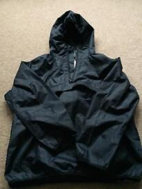 Boys Next waterproof top with half zip front age 9. New with tag