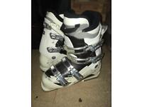 Used ski boots size 5