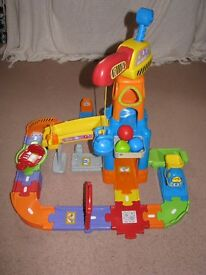 toot toot construction site