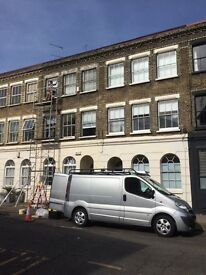 External painting and repairs