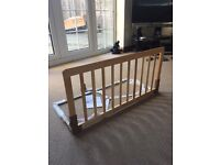 Babydan Bed Guard ( from John Lewis) £15 As new - minus the box