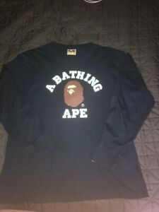 2df36db82dac Bape Long Sleeve | Kijiji in Ontario. - Buy, Sell & Save with ...