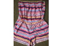 Size 14/16 play suit.