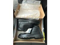 Size 10 work boots