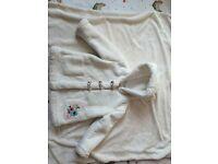 Girls coat 12-18 months from rocha little rocha from Debenhams