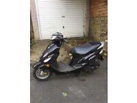 2011 PEUGEOT V-CLIC 50cc / £200