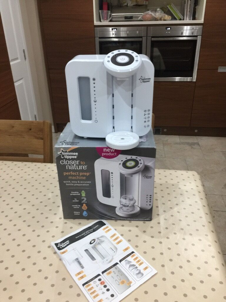 Tommee Tippee Perfect Prep With Box And Instructions In