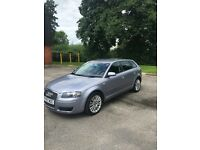 Audi A3 5Dr Sportback 2.0 TDI - 12 MONTHS MOT - 2007 - GREAT CAR - BARGAIN PRICE