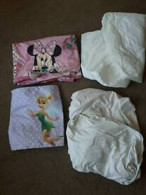 Toddler bedding bundle