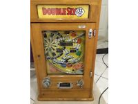 Vintage coin operated items wanted