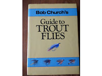 Book - Bob Church Guide To Trout Flies