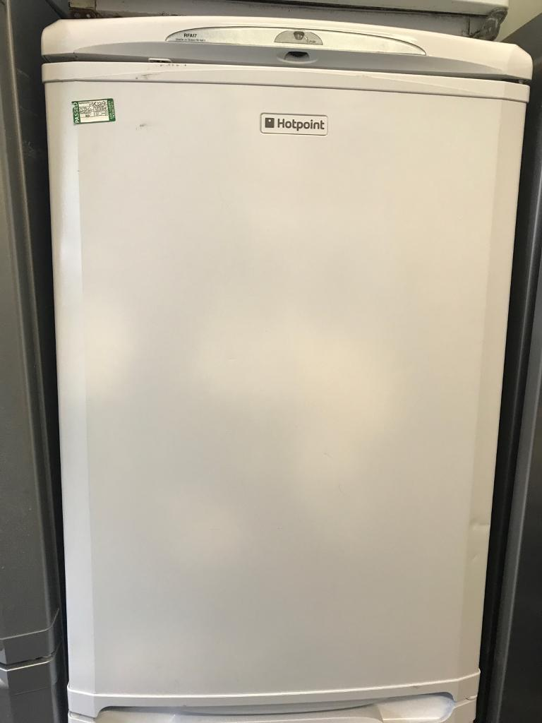 Hotpoint future fridge freezer
