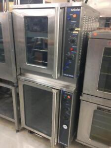 TURBOFAN  STEAM CONVECTION OVEN