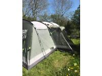 Outwell Montana 6 Tent and Footprint Groundsheet