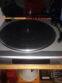 Record player and pre amp