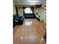 Spacious 3 Double Bedroom and 1 single bedroom House with parking available for rent in Feltham