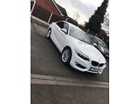 BMW 2 SERIES WHITE COUPE 2014 DIESEL