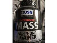 Usn mass gainer