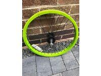 BMX 20 inch front wheel