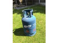 Empty gas bottle Flo Gas
