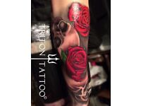 TATTOO ARTIST 2 U, From £30 p/h Mobile Professional LONDON SURREY KENT
