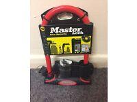 Masterlock bike lock