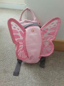 LittleLife Pink Backpack