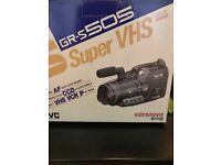 JVC GR-S505 camcorder kit. GR-S505