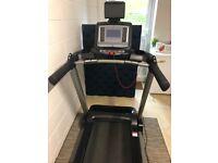 Treadmill Body Power Sprint T700 Folding