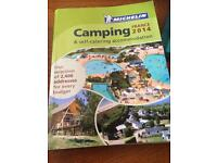 Camping in France and Europe books