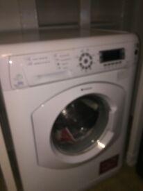 Hotpoint 1600 spin 8kg washing machine