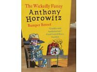 Anthony Horowitz bumper box set of children's books -new