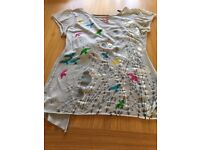 LADIES TOP SIZE 10 FROM TOPSHOP