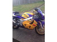 Gsxr 600 1999