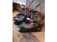 BAUER ICE HOCKEY SKATES SIZE UK 5