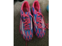Size 10 Adidas Astro turf boots