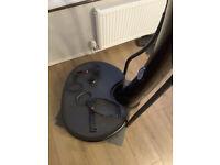 JTX vibration plate trainer - for quick sale