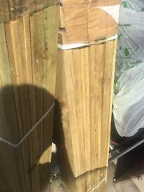 Large wooden composter